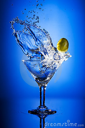 Free Martini Stock Photography - 3090222