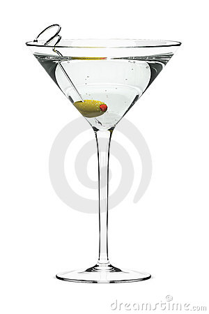 Free Martini Stock Photography - 9753502
