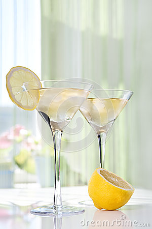 Martini alcohol cocktail