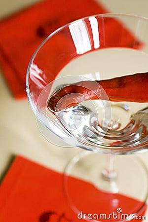 Martini with Chilli