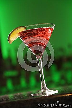 Free Martini Cocktail. Stock Image - 2431431