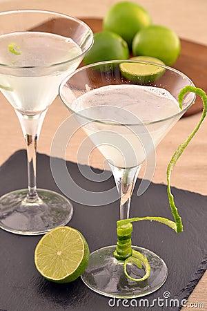 Free Martini Cocktail. Stock Image - 41203671