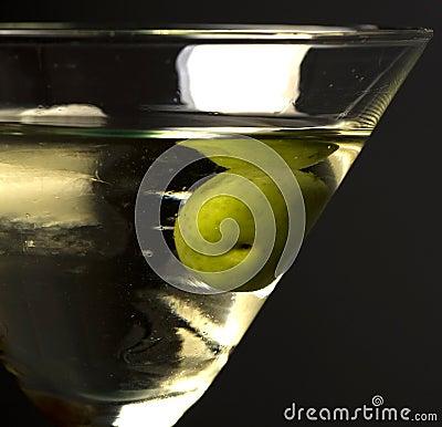 Free Martini Cocktail Closeup Royalty Free Stock Photos - 16960598