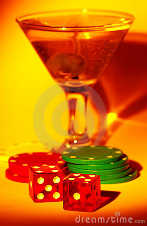 Martini and Dice