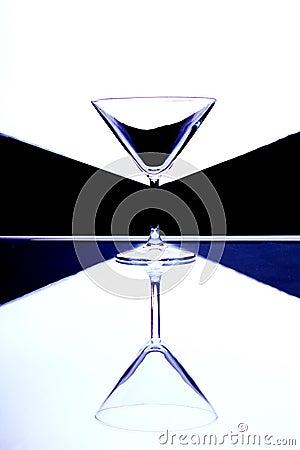 Free Martini Glass Royalty Free Stock Image - 1945366