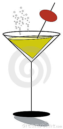 Free Martini Glass Stock Images - 794374