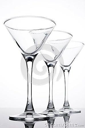 Free Martini Glasses Stock Photography - 5343112