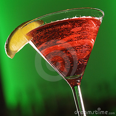 Free Martini Mixed Drink. Stock Photography - 2431432