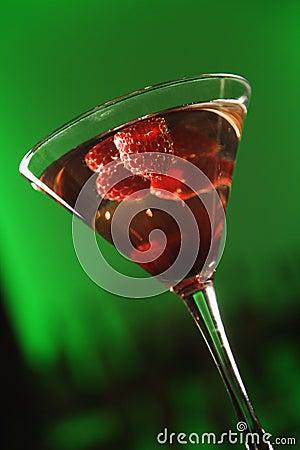Free Martini Mixed Drink. Stock Photos - 2431433
