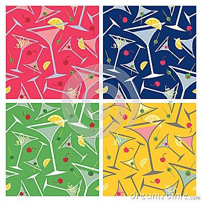 Martini Pattern