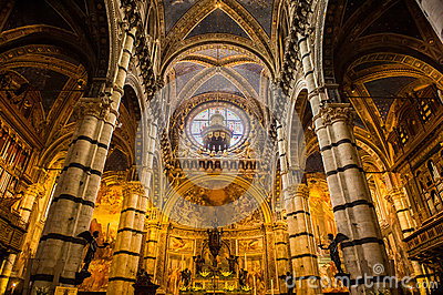 how to say cathedral church in italian
