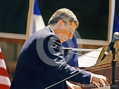 Marvin Hamlisch: the maestro plays Editorial Stock Image