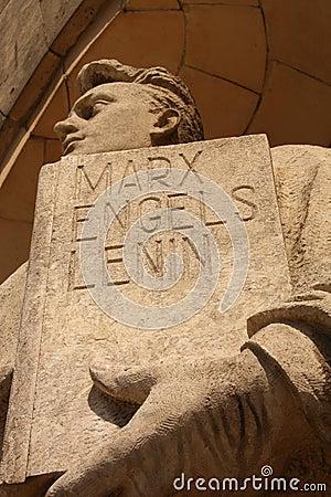 Marx Engels Lenin