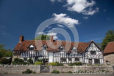 Mary Arden s Farm and house