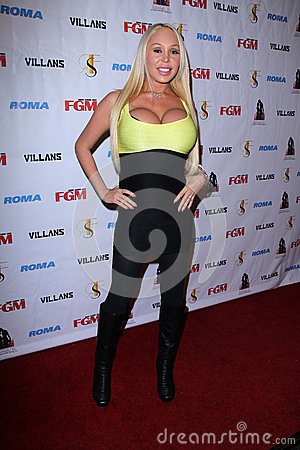 Mary Carey at the FGM Swimsuit Issue Launch Hosted By Roma Swimwear, The Colony, Hollywood, CA 05-26-12 Editorial Photo