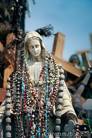 Mary dziewica