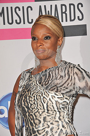 Mary J. Blige, Editorial Stock Photo