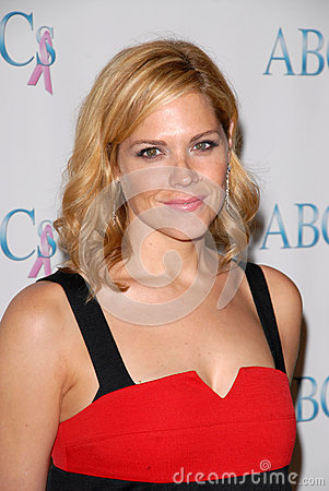 Mary McCormack  at the Associates for Breast and Prostate Cancer 20th Anniversary Gala, Beverly Hilton Hotel, Beverly Hills, CA. 1 Editorial Photography