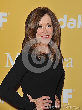 Mary McDonnell Editorial Stock Image