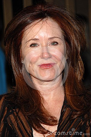 Mary McDonnell at the Los Angeles premiere of  The Kite Runner . Egyptian Theatre, Hollywood, CA. 12-04-07 Editorial Photo