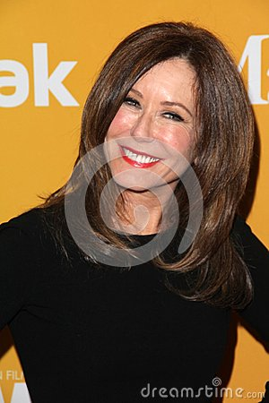 Mary McDonnell at the Women In Film Crystal + Lucy Awards 2012, Beverly Hilton Hotel, Beverly Hills, CA 06-12-12 Editorial Photography