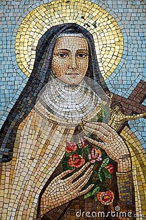 Mary Mosaic, Venice