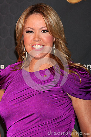 Mary Murphy arrives at the Launch of Got Your 6 Editorial Photo