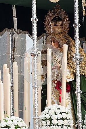 Mary ST Εκδοτική Στοκ Εικόνα