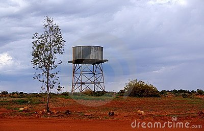 Mary Vale Water Tank