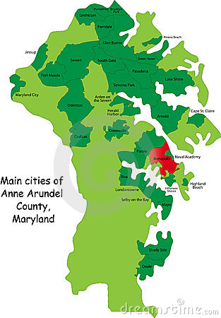 Maryland county