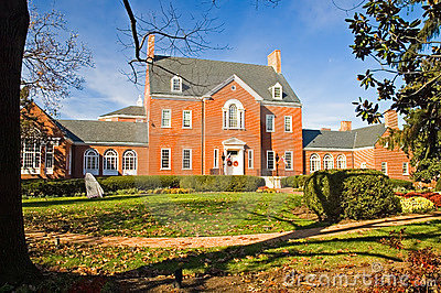 Maryland Governor s Mansion
