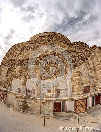 Free Masada Fortress And King Herod S Palace Stock Photo - 27380400