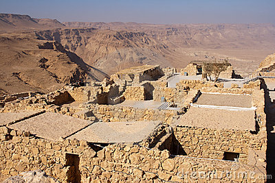 Israel Sites: Masada - Israel Tours