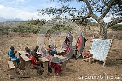 Masai School Editorial Stock Image