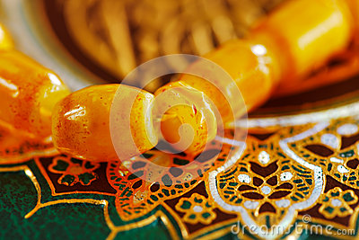 The Masbaha, also known as Tasbih with the Quran