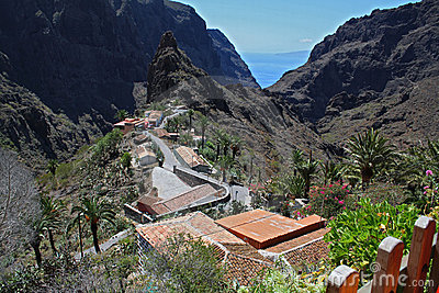Masca (Tenerife, Canary islands)