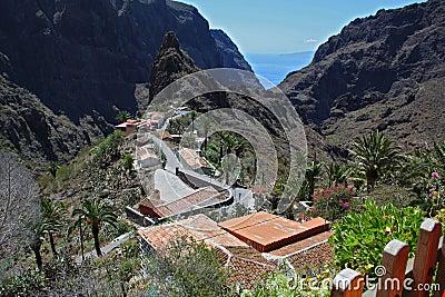 Masca (Tenerife, Canary islands)