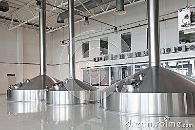 Mash vats
