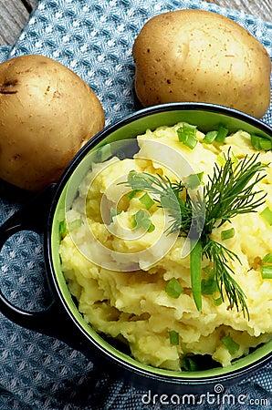 Free Mashed Potato Stock Images - 47578984