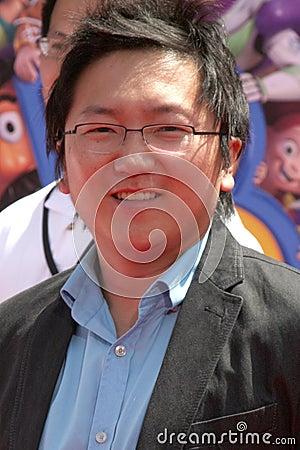 Masi Oka Editorial Stock Image