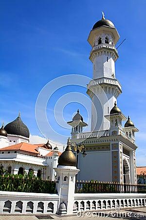 Masjid Kapitan Keling Mosque, Penang