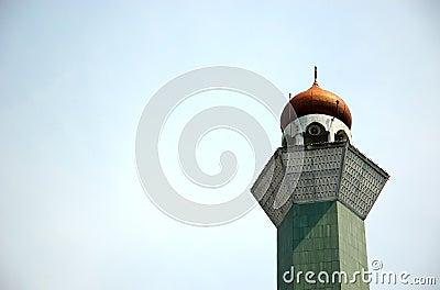 Masjid tower