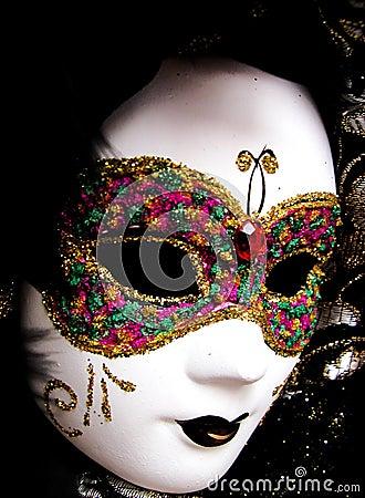 Free Mask Stock Photography - 66902