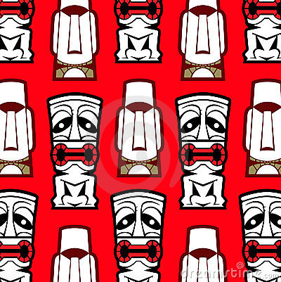 Mask background pattern
