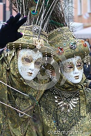 Mask - Carnival - Venice- Italy