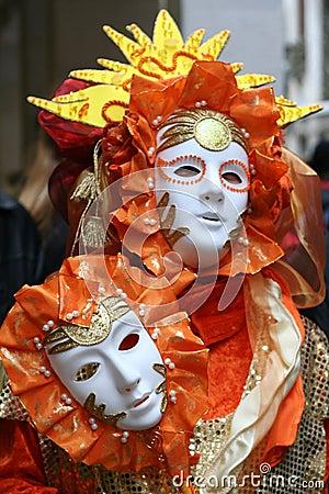Mask - Carnival - Venice - Italy