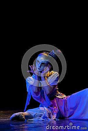Mask dance--Chinese folk dance