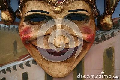 Mask:joker