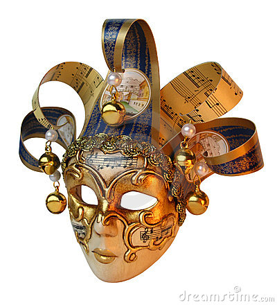 Free Mask Of Venice Royalty Free Stock Photos - 1673358