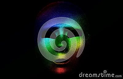 Maska colorized